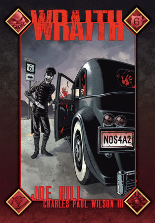 Wraith by Joe Hill