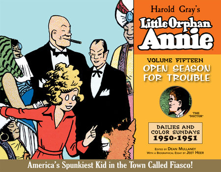 Complete Little Orphan Annie Volume 15