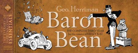 LOAC Essentials Volume 12: Baron Bean, 1918
