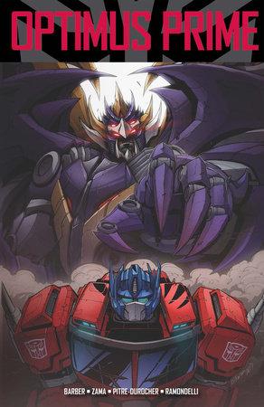 Transformers: Optimus Prime, Vol. 4