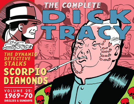 Complete Chester Gould's Dick Tracy Volume 25