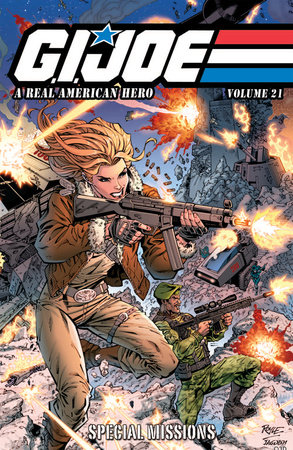 G.I. JOE: A Real American Hero, Vol. 21 - Special Missions