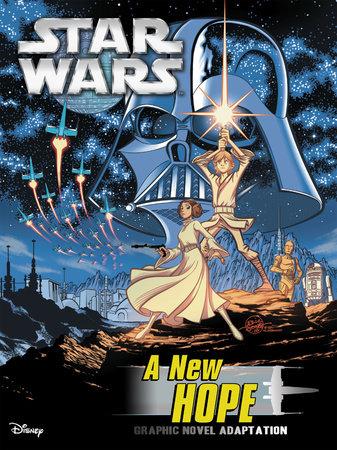 star wars a new hope graphic novel adaptation by alessandro ferrari
