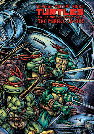 Teenage Mutant Ninja Turtles The Ultimate Collection Volume 7 By