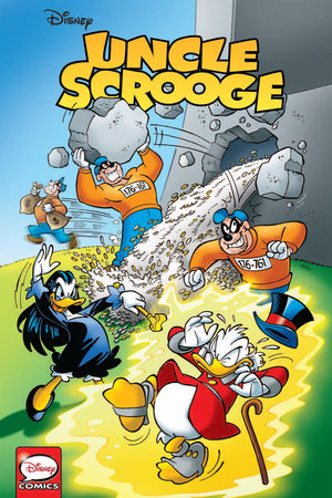 Uncle Scrooge: Whom the Gods Would Destroy by Byron Erickson, Daan Jippes and Carlo Chendi