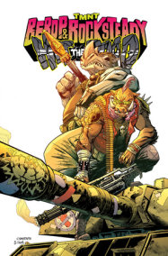 Teenage Mutant Ninja Turtles: Bebop & Rocksteady Hit The Road