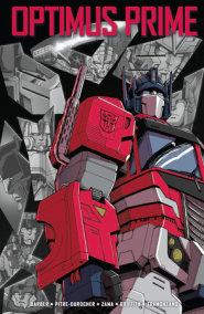 Transformers: Optimus Prime, Vol. 5