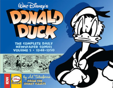Walt Disney's Donald Duck: The Daily Newspaper Comics Volume 5