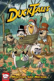 DuckTales: Monsters and Mayhem