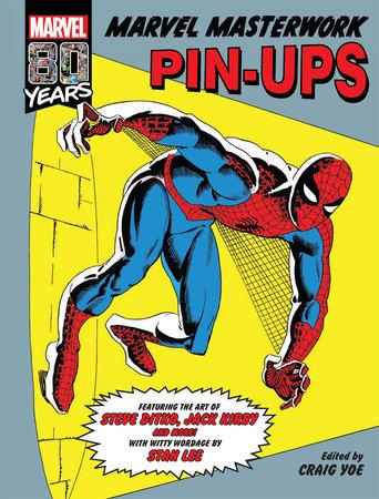 Marvel Masterwork Pin-ups by