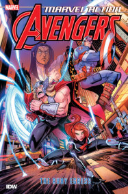 Marvel Action: Avengers: The Ruby Egress (Book Two)