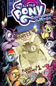My Little Pony: Friendship is Magic Volume 17