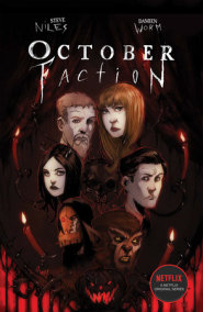 October Faction: Open Season