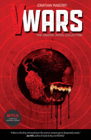 V-Wars: The Graphic Novel Collection by Jonathan Maberry