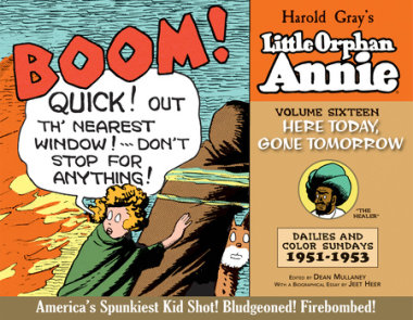 Complete Little Orphan Annie Volume 16