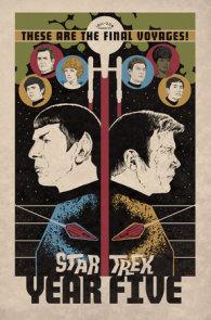 Star Trek: Year Five - Odyssey's End (Book 1)