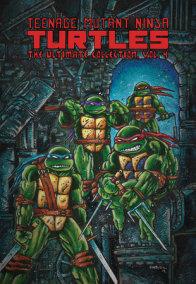 Teenage Mutant Ninja Turtles: The Ultimate Collection, Vol. 4