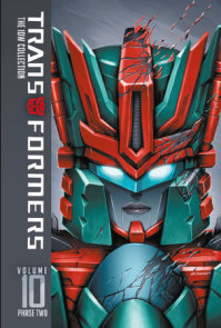Transformers: IDW Collection Phase Two Volume 10