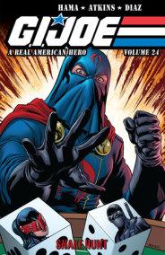 G.I. JOE: A Real American Hero, Vol. 24 - Snake Hunt, Pt. 1