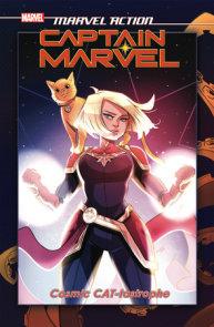 Marvel Action: Captain Marvel: Cosmic CAT-tastrophe