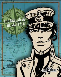 Corto Maltese: Ballad of the Salty Sea