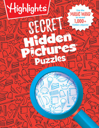 Secret Hidden Pictures® Puzzles