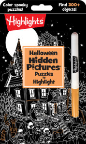 Halloween Hidden Pictures® Puzzles to Highlight