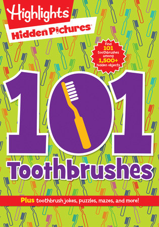 101 Toothbrushes by