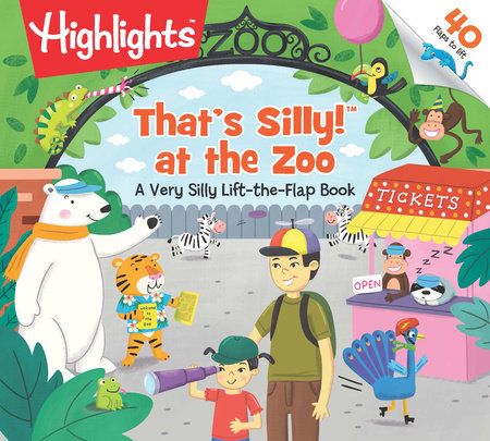 That's Silly!(TM) at the Zoo by