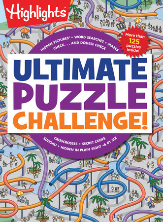 Ultimate Puzzle Challenge! by