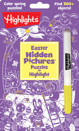 Easter Hidden Pictures® Puzzles to Highlight by