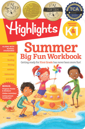 picture about Home and Family Christmas Workbook identify Summertime Significant Exciting Workbook Bridging Grades K 1: 9781684372898  : Publications