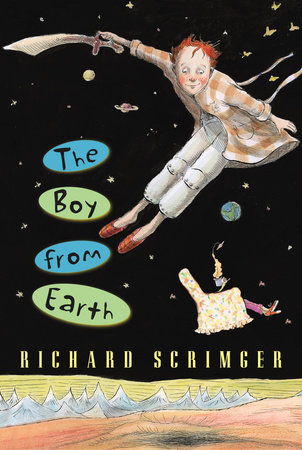 The Boy from Earth by Richard Scrimger