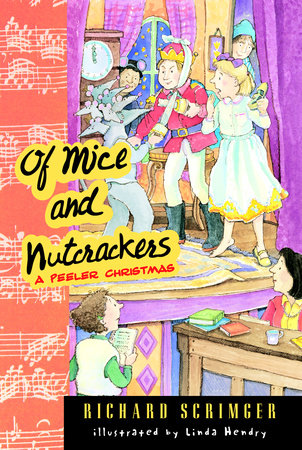 Of Mice and Nutcrackers by Richard Scrimger