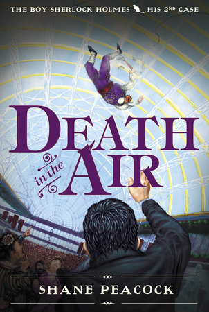 Death in the Air by Shane Peacock