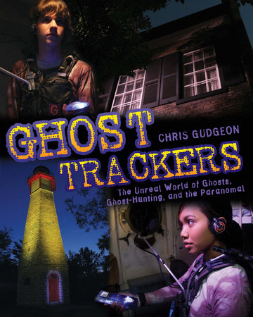 Ghost Trackers by Chris Gudgeon