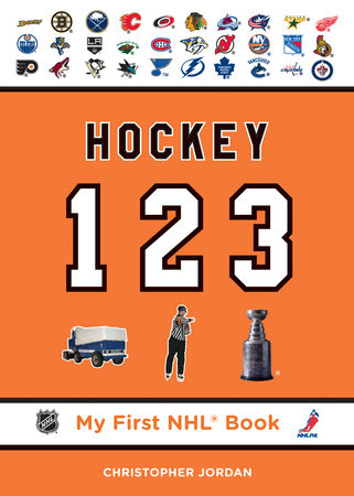 Hockey 123 by Christopher Jordan