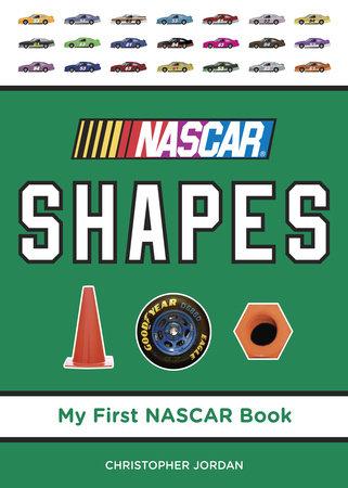 NASCAR Shapes by Christopher Jordan