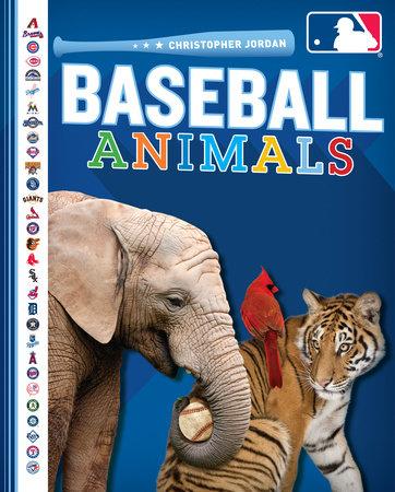 Baseball Animals by Christopher Jordan