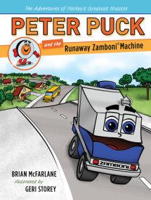 Peter Puck and the Runaway Zamboni Machine