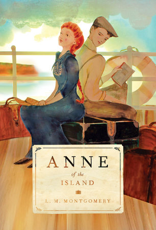 Anne of the Island by L. M. Montgomery