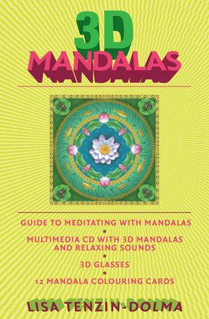 3D Mandalas by Lisa Tenzin-Dolma