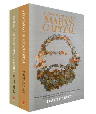 A Companion to Marx's Capital, Vols. 1 & 2 Shrinkwrapped by David Harvey