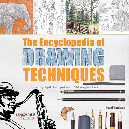 Encyclopedia of Drawing Techniques, The