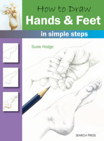 How to Draw: Hands & Feet in Simple Steps