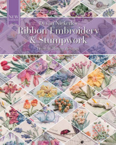 Ribbon Embroidery and Stumpwork
