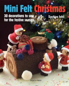 Mini Felt Christmas