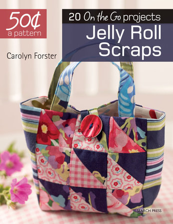 50 Cents a Pattern: Jelly Roll Scraps
