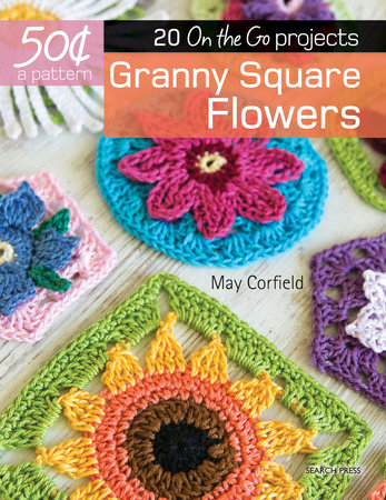 50 Cents a Pattern: Granny Square Flowers