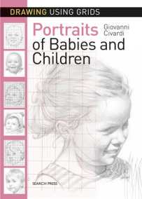 Drawing Using Grids: Portraits of Babies & Children